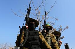 """حماس :"""" المقاومة ماضية حتى تحرير الأسرى """""""