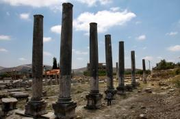 """الاحتلال يدمر جزءا من مشروع سياحي في """"سبسطية """""""