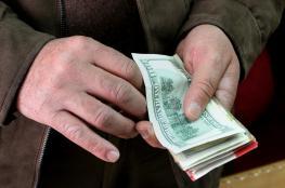 الدولار يصعد الى اعلى مستوى له مقابل الشيقل