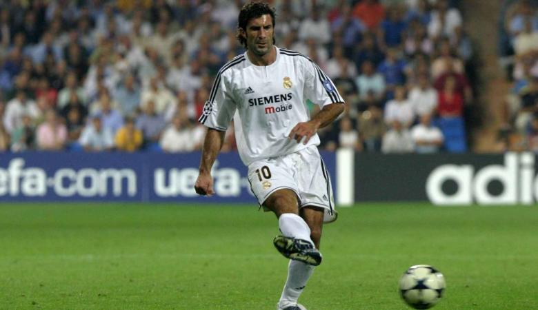 بيريز: هكذا جلبت فيغو إلى ريال مدريد