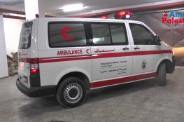 مصرع مواطن بحادث سير وسط قطاع غزة