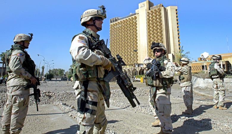 أمريكا تحذر من هجمات محتملة على قواتها في العراق