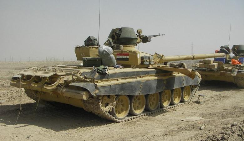 قائد عسكري عراقي: الجيش على بعد 3 كم من الضفة الشرقية لنهر دجلة