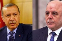 العبادي يحذر تركيا من مغبة اجتياح العراق