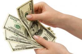 هبوط كبير على سعر صرف الدولار مقابل الشيقل
