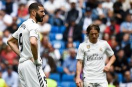 ريال مدريد في موسم للنسيان..أرقام كارثية هي الأسوأ منذ سنوات