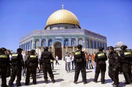 الحكومة : اغلاق اسرائيل للأقصى يتنافى مع القيم الانسانية