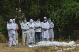 طولكرم : 4 وفيات بفيروس كورونا خلال 24 ساعة الماضية