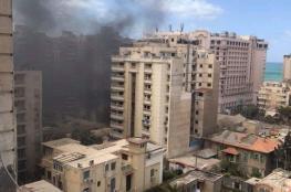 قتلى وجرحى في عملية اغتيال فاشلة لمدير أمن الاسكندرية بمصر