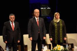 الحمد الله :سنعمل على تحسين مستوى معيشة اهالي قطاع غزة