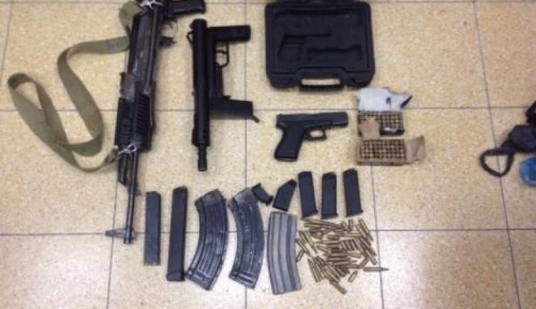 الاحتلال يزعم: ضبط 270 قطعة سلاح منذ بداية العام بالضفة