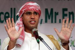 ليبيا ترفض تسليم سيف الإسلام القذافي إلى الجنائية الدولية