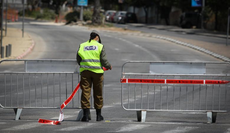 """""""اسرائيل"""": بحاجة لمعجزة لتجنب الإغلاق الشامل"""