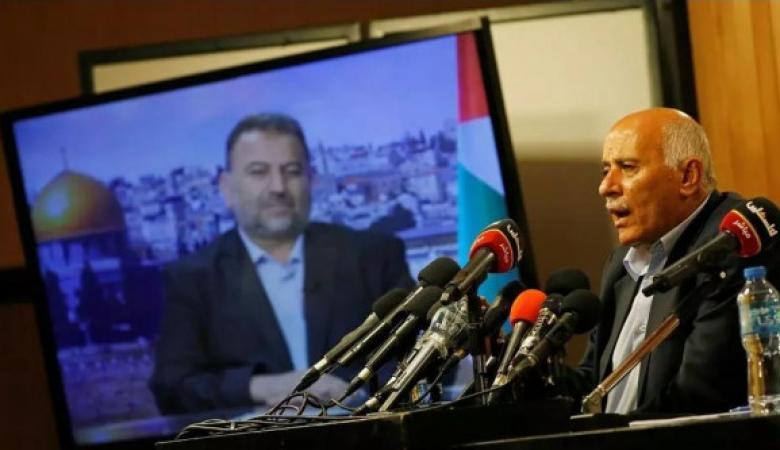 حماس: وحدتنا مع حركة فتح ستظهر في الميدان