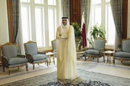 لأول مرة ...أمير قطر يزور طهران للقاء الرئيس الايراني