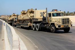 كيف يتسلل عناصر داعش من سوريا والعراق إلى سيناء؟