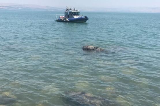 وفاة فلسطيني من النقب غرقًا في بحيرة طبريا
