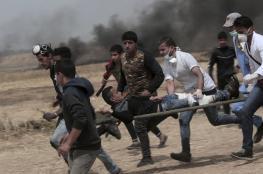 اصابة شاب برصاص الاحتلال شمال قطاع غزة