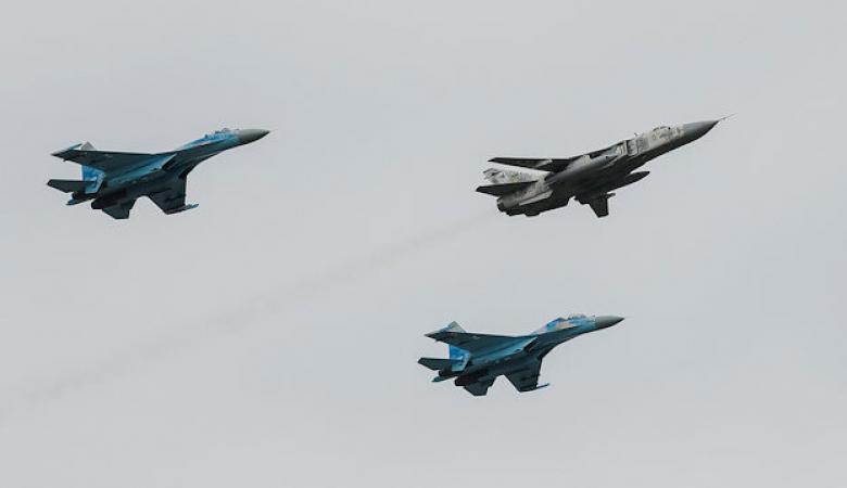 روسيا تعترض طائرة أمريكية فوق بحر اليابان