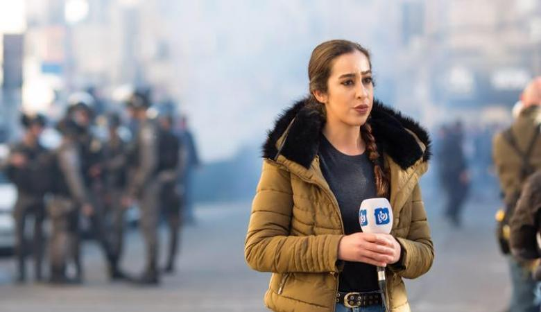 """الإعلامية الفلسطينية زينة صندوقة تغادر قناة """"رؤيا"""""""