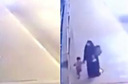 انتشال طفلين من نهر دجلة بعد قيام والدتهما برميهما اثر خلاف مع زوجها