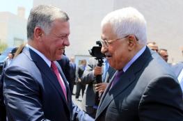 فلسطين تشكر الأردن على مواقفها الداعمة والمساندة لشعبنا