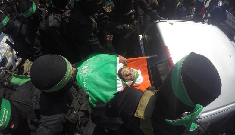 """حماس تكشف غداً التفاصيل الكاملة لاغتيال الشهيد """" فقهاء """""""