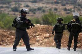 الاحتلال يخرج المزارعين من أراضيهم عنوة شمال نابلس