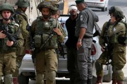 اعتقال 10 مواطنين من الضفة الغربية فجر اليوم