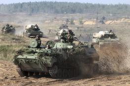 الناتو يحذر روسيا : مستعدون لكل شيء