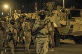 الجيش المصري يعلن عن مقتل 4 من جنوده في سيناء