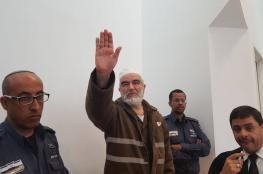 جلسة للنظر بتمديد عزل الشيخ رائد صلاح لـ6 أشهر إضافية