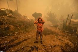 27 قتيلاً نتيجة الحرائق في البرتغال