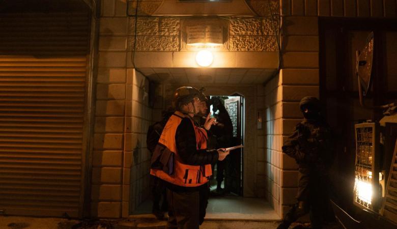 الاحتلال يمهد لهدم منزل فلسطيني قتل مجندة اسرائيلية في القدس