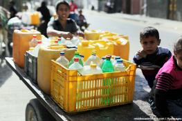 تحقيق دولي : اسرائيل تحرم الفلسطينيين من المياه النقية