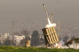 اسرائيل تسقط صاروخاً أطلق من سوريا