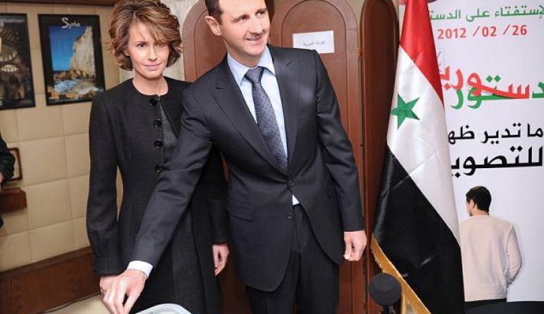 بشار الأسد مهتم بتنظيم انتخابات رئاسية على اساس تعددي