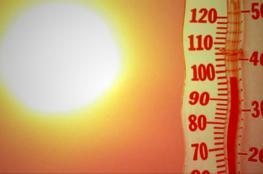 الاجواء الخماسينية تضرب فلسطين ودرجات الحرارة فوق 30 مئوية