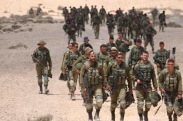 جيش الاحتلال يبدأ تدريبات عسكرية واسعة غدا
