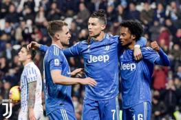 """تأجيل مباريات الدوري الايطالي بسبب """"كورونا """""""