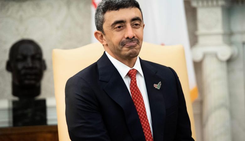 وزير الخارجية الإماراتي: اتفاق التطبيع سيغير وجه الشرق الأوسط