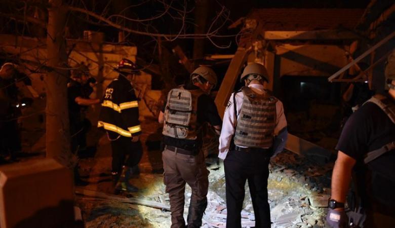 إصابة 3 مستوطنين بفعل صواريخ المقاومة من غزة