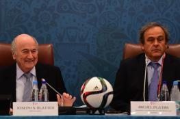 روسيا تستضيف بلاتر وبلاتيني في افتتاح كأس العالم