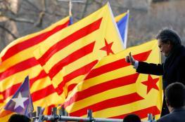 اجابة غامضة من رئيس كتالونيا حول استقلال الأقليم عن اسبانيا