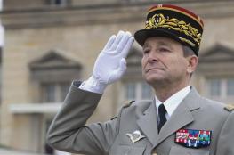 رئيس أركان الجيوش الفرنسية يستقيل من منصبه بعد خلافات حادة مع الرئيس