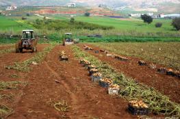 وزير الزراعة الاردني في رام الله لبحث احلال المنتجات الاردنية بديلا عن الاسرائيلية