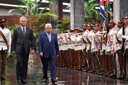 الزعيم الكوبي يقدم 200 منحة لطلاب فلسطين