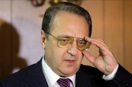 """روسيا لاسرائيل : """"الضم لا يؤدي الى السلام """""""