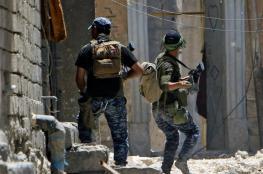 معارك ضارية بين داعش والقوات العراقية بالموصل