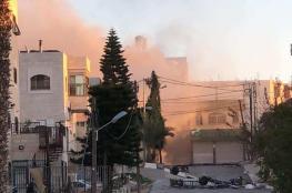 حكومة فلسطين تحمل اسرائيل مسؤولية تدهور الأوضاع في رام الله